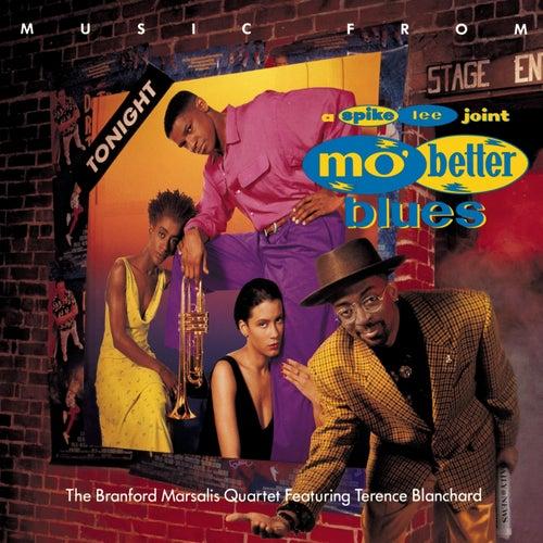 Mo' Better Blues by Branford Marsalis
