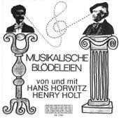 Musikalische Blödeleien by Hans Horwitz