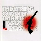 The String Quartet Tribute to Velvet Revolver by Vitamin String Quartet