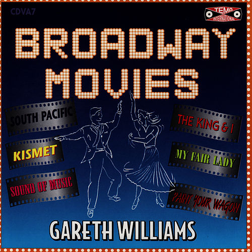 Broadway Movies by Tony Evans
