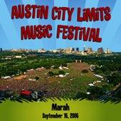 Live at Austin City Limits Music Festival 2006: Marah by Marah