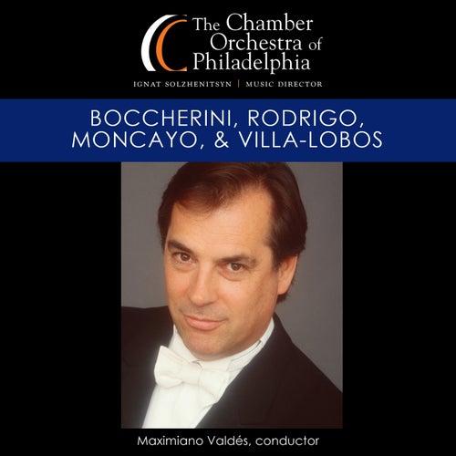 Boccherini, Rodrigo, Moncayo, & Villa-Lobos by Chamber Orchestra Of Philadelphia
