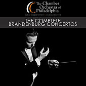 Bach: The Complete Brandenburg Concertos by Chamber Orchestra Of Philadelphia