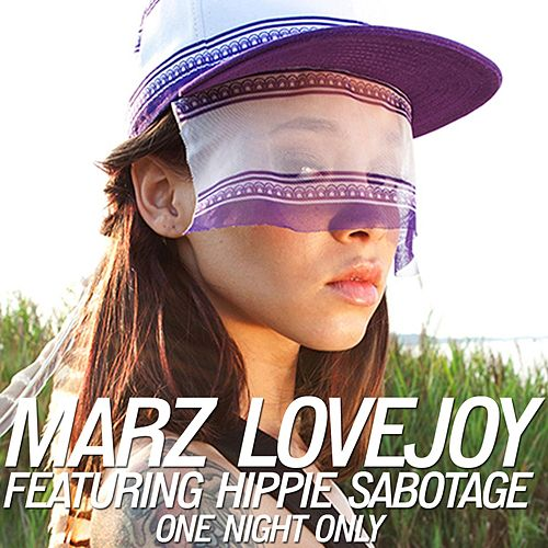 One Night Only (feat. Hippie Sabotage) - Single by MARZ Lovejoy