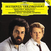 Beethoven: Violin Concerto; Romances by Shlomo Mintz