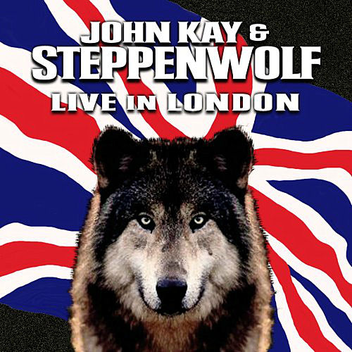 Live in London by Steppenwolf