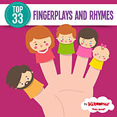 Top 33 Fingerplays and Rhymes by The Kiboomers