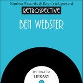 A Retrospective Ben Webster von Ben Webster