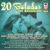 20 Baladas Del Recuerdo, Vol. 2 by Various Artists