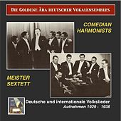 Die goldene Ära deutscher Vokalensembles (Recorded 1929-1938) by Various Artists