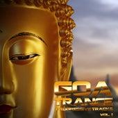 Goa Trance (Progressive Tracks), Vol. 1 by Various Artists
