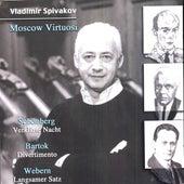Schoenberg, A: Verklarte Nacht / Bartok, B: Divertimento / Webern, A: Langsamer Satz by Moscow Virtuosi