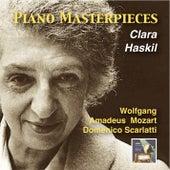 Clara Haskil Plays Mozart & Scarlatti by Clara Haskil