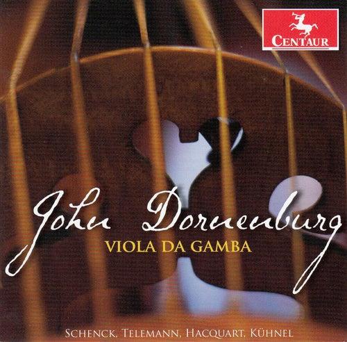 Viola da Gamba by John Dornenburg