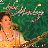 12 Exitos, Vol. 3 by Lydia Mendoza