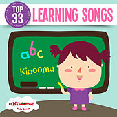 Top 33 Learning Songs by The Kiboomers