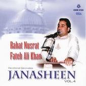 Janasheen Volume 4 by Rahat Nusrat Fateh Ali Khan