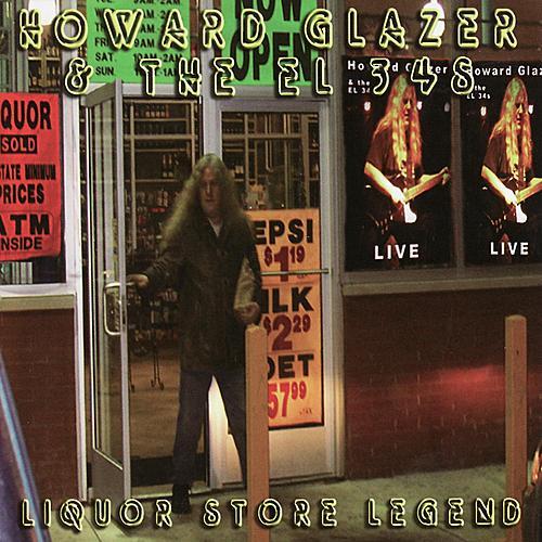 Liquor Store Legend by Howard Glazer