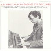 Four Fantasies for Synclavier by Jon Appleton