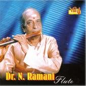Dr. N. Ramani - Flute, Vol. 4 by Kannan