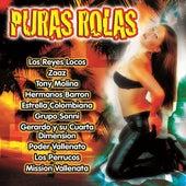 Puras Rolas by Various Artists