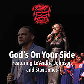 God's on Your Side - Single by Mississippi Mass Choir