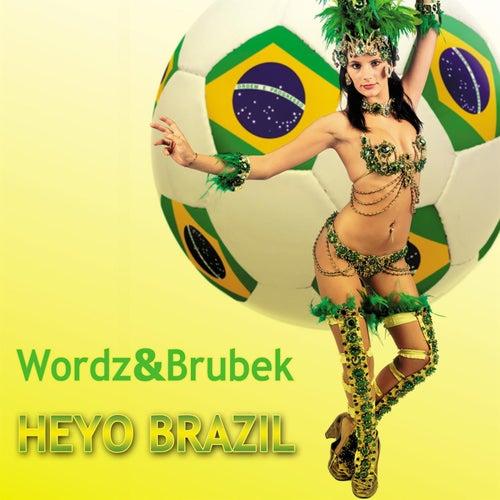 Heyo Brazil by Wordz