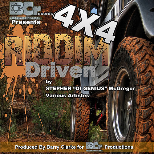 4x4 Riddim Driven by Stephen 'Di Genius' McGregor by Various Artists