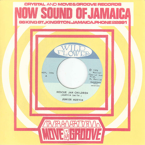 Rescue Jah Children / Instrumental Dub Version by Junior Murvin