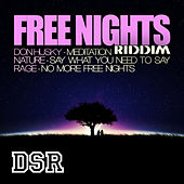 Free Nights Riddm by Various Artists
