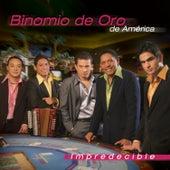 Impredecible by Binomio de Oro de America
