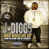 What Would Dre Say by J-Diggs