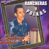 Rancheras y Polkas Con Santiago Jimenez, Jr. by Santiago Jimenez, Jr.