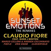 Sunset Emotions (The Remixes) by Claudio Fiore