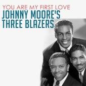 You Are My First Love von Johnny Otis