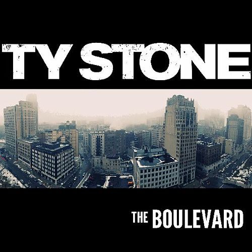 The Boulevard by Ty Stone