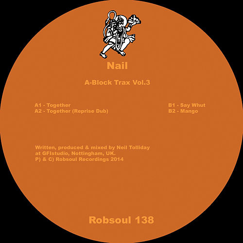 A-Block Trax  (Vol.3) by Nail