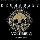 DLA Black Drum & Bass Classics Vol. 2 - EP by Various Artists