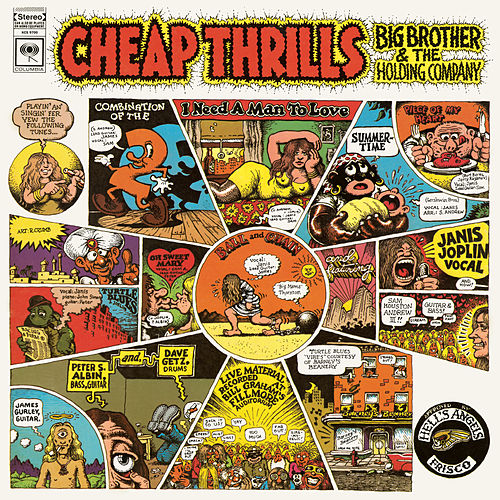 Cheap Thrills by Big Brother & The Holding Company
