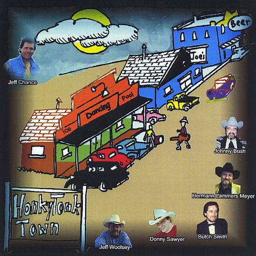 Honky Tonk Town by Various Artists