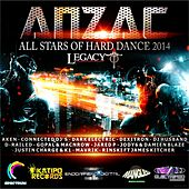 ANZAC All Stars Of Hard Dance 2014 - EP by Various Artists