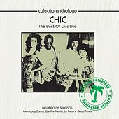 Coleção Anthology - The Best of Chic Live by Chic