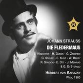 Strauss: Die Fledermaus by Various Artists