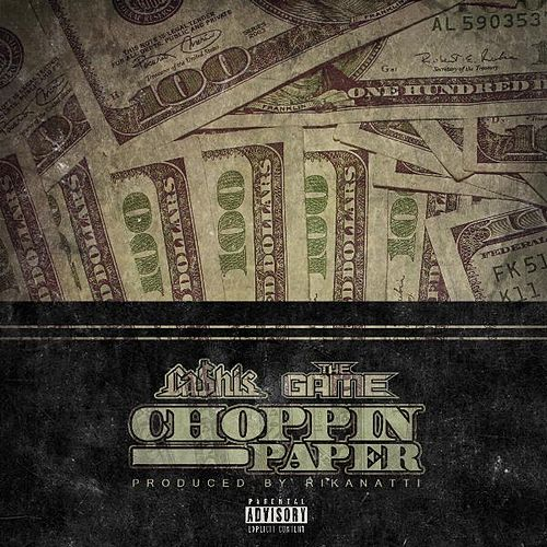 Choppin Paper (feat. the Game) by Ca$his