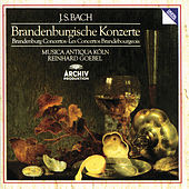 Bach, J.S.: Brandenburg Concertos by Various Artists