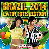 Brazil 2014 Latin Hits Edition - EP by Various Artists