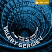 Shostakovich: Symphonies Nos 4, 5 & 6 by Valery Gergiev