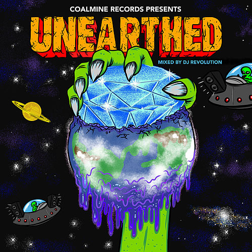 Coalmine Records Presents: Unearthed (Mixed by DJ Revolution) by Various Artists