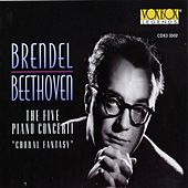 Beethoven: Alfred Brendel Plays Beethoven; The 5 Piano Concerti