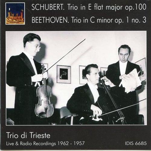 Schubert: Piano Trio No. 2 - Beethoven: Piano Trio No. 3 by Trio Di Trieste